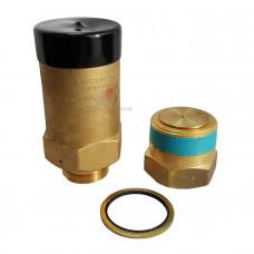 Испытание предохранительных клапанов Rego, GOK для сжиженного газа