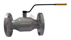 Кран шаровый фланцевый EFAR WK 6ba PB dn 65 для пропан бутана