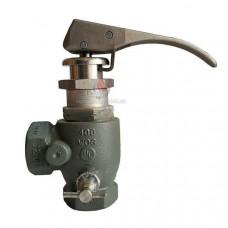 Клапан струбцины Rego A7708L для газовозов