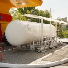 Газовая заправка 10 м3