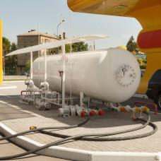 Газовый модуль 10 м3
